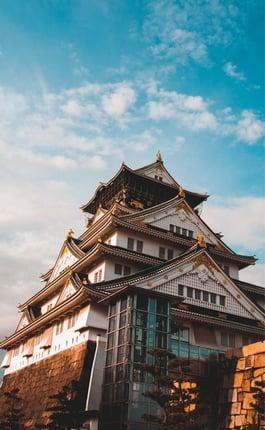 temple-in-osaka-japan