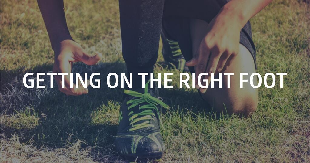getting on the right foot with your advocates