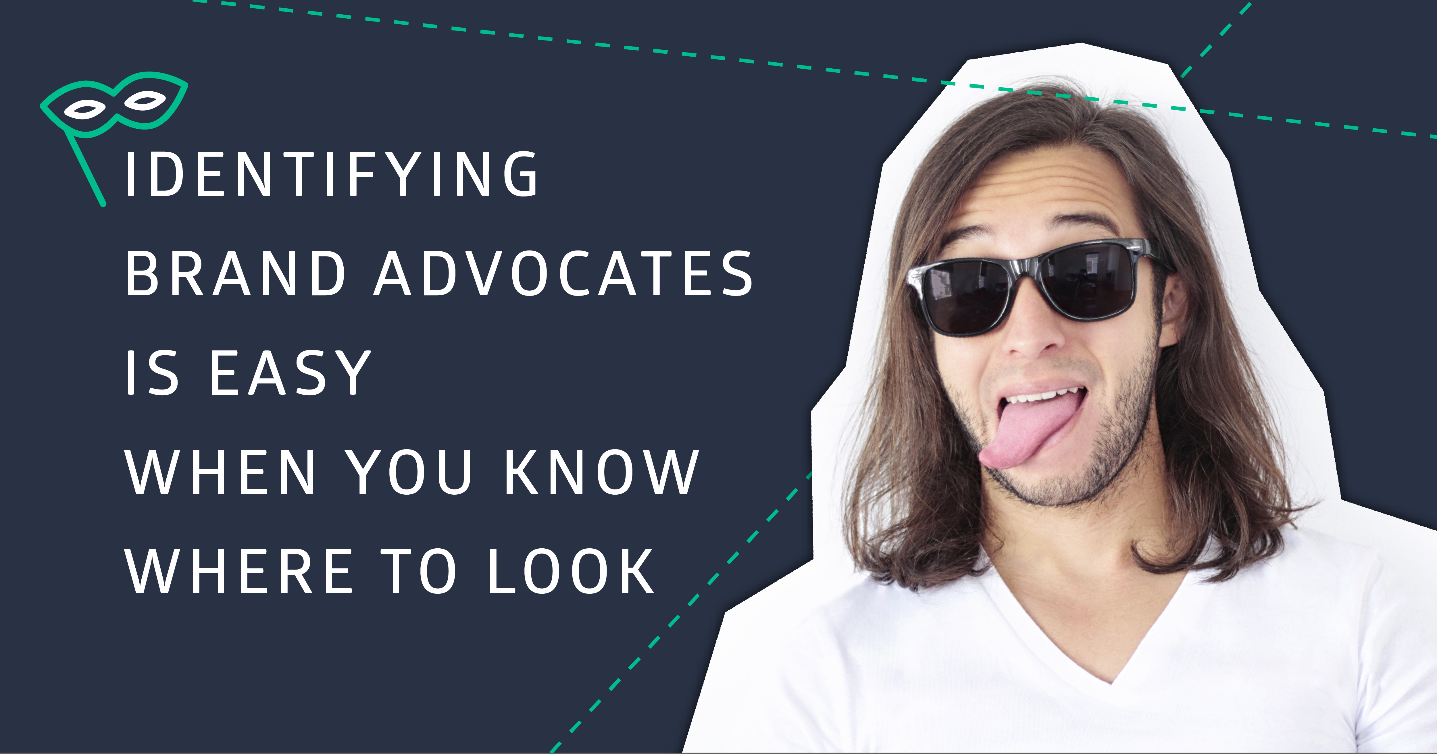 Easily Idenitfy Brand Advocates