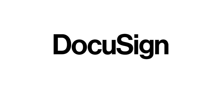 DocuSign Tile Partnerships Page