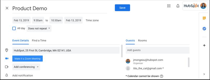 create-google-calendar-event