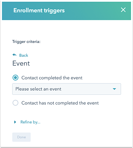 contact-based-workflow-event-enrollment-triggers