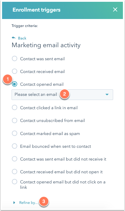 contacts-based-workflow-marketing-email-enrollment-trigger