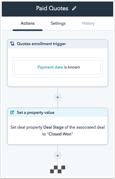 quote-based-workflow-actions