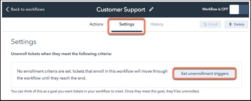 ticket-based-workflow-set-unenrollment-triggers
