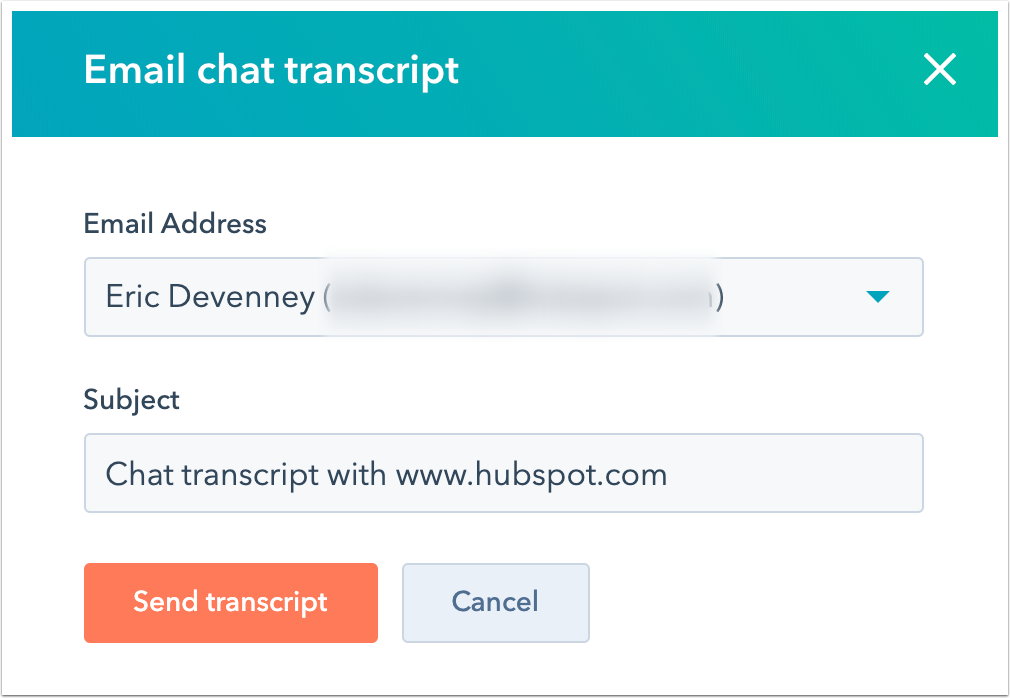 select-transcript-recipients