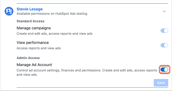Troubleshoot your Facebook Ads account connection