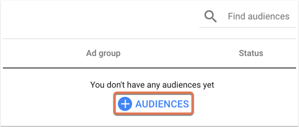 google-add-audiences