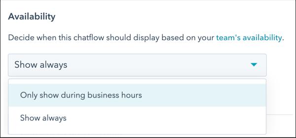 chatflows-availability