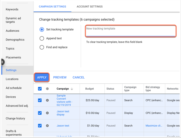 google-ads-tracking-template-campaign-clear