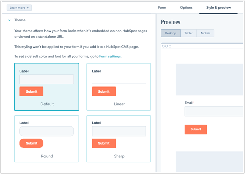 Create A Form - Sales forms free online