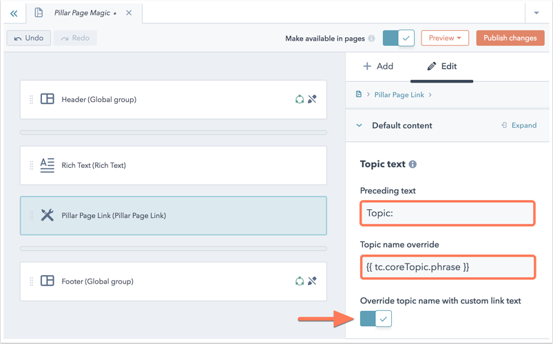 override-topic-name-in-pillar-page-module