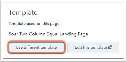 editor-use-different-template