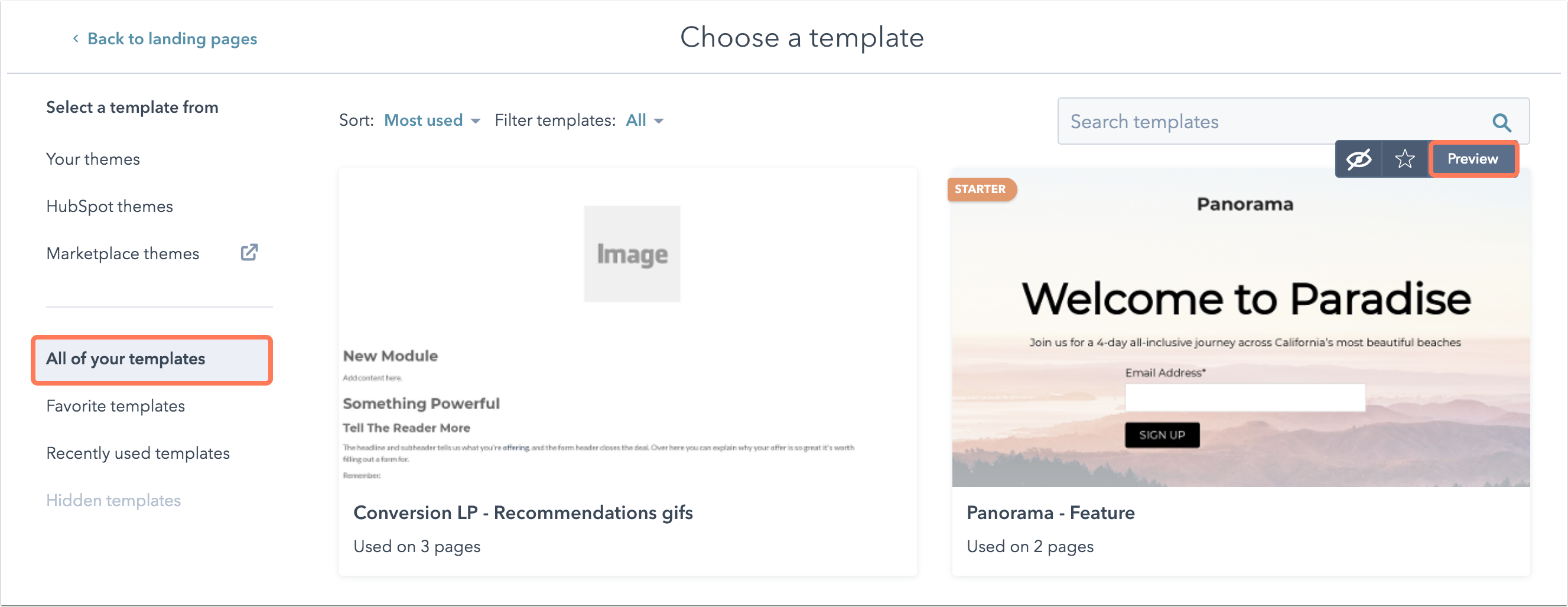 starter-template-create-page
