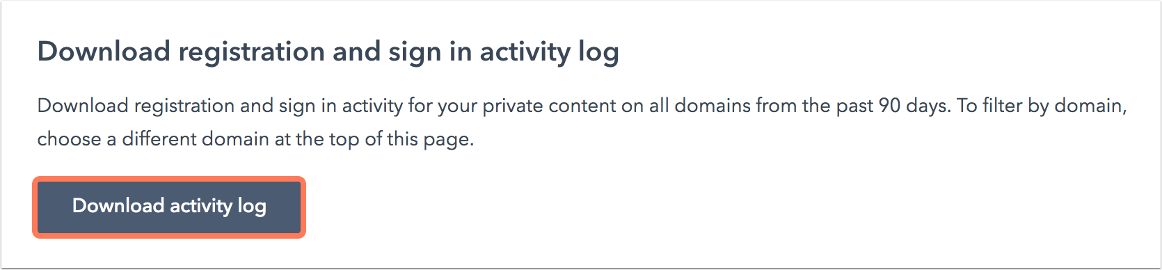 export-private-content-activity-log