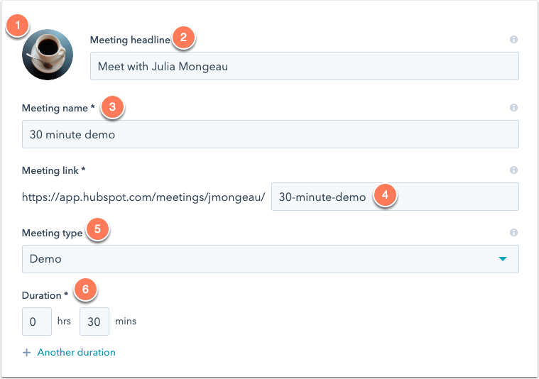meetings-configuration-screen