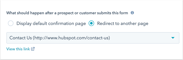 meetings-redirect-to-another-page