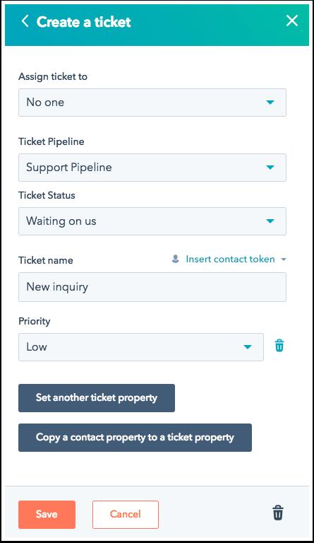 Screenshot zu HubSpot-Hilfeartikel