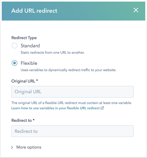 add-flexible-url-redirect