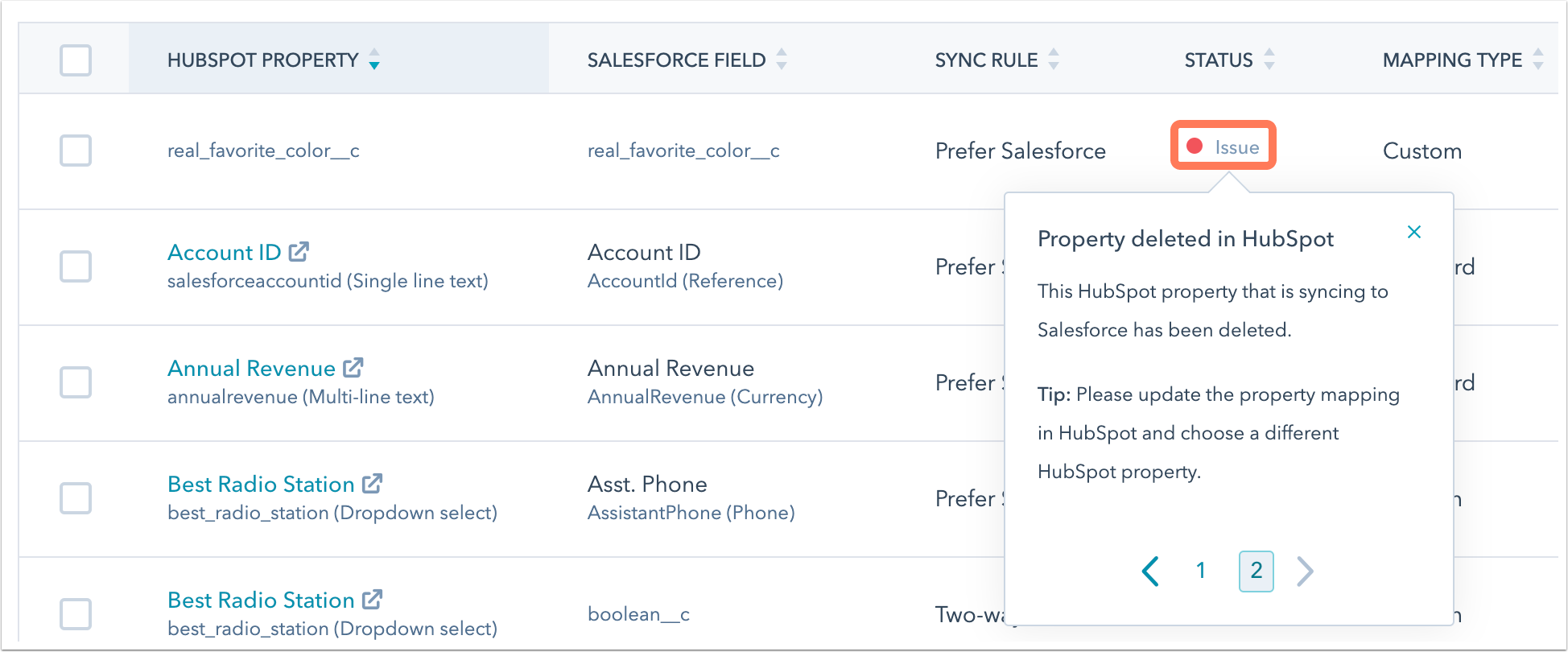 refreshed-salesforce-property-mappings-issue