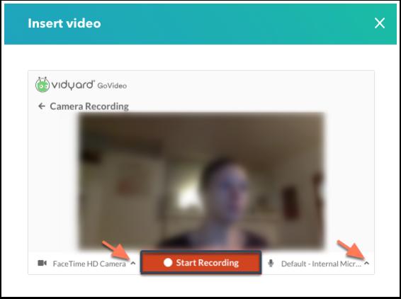camera-recording