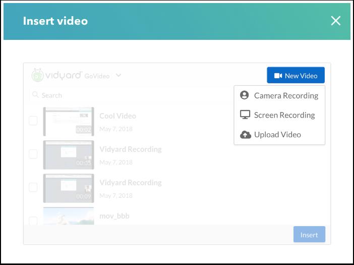 new-video-recording