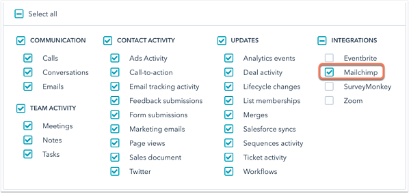 filter-activities-mailchimp-checkbox