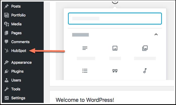 wordpress-plugin-update-hubspot-sidebar