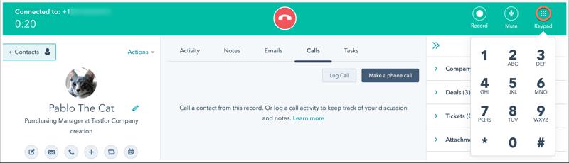 calling-keypad-option