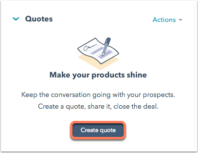 create-quote-from-deal-record