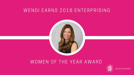 Wendi Women of the Year Award