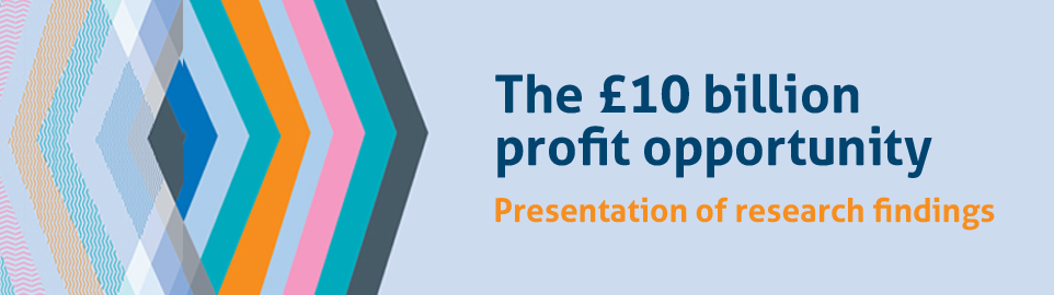 The £10 billion profit opportunity
