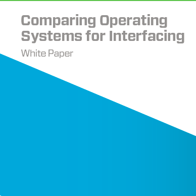 Comparing Operating Systems for Healthcare Interfacing