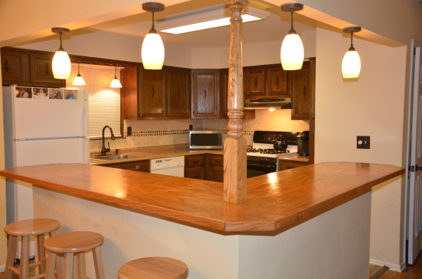Bi level remodel with unmatched results for Bi level kitchen remodel ideas