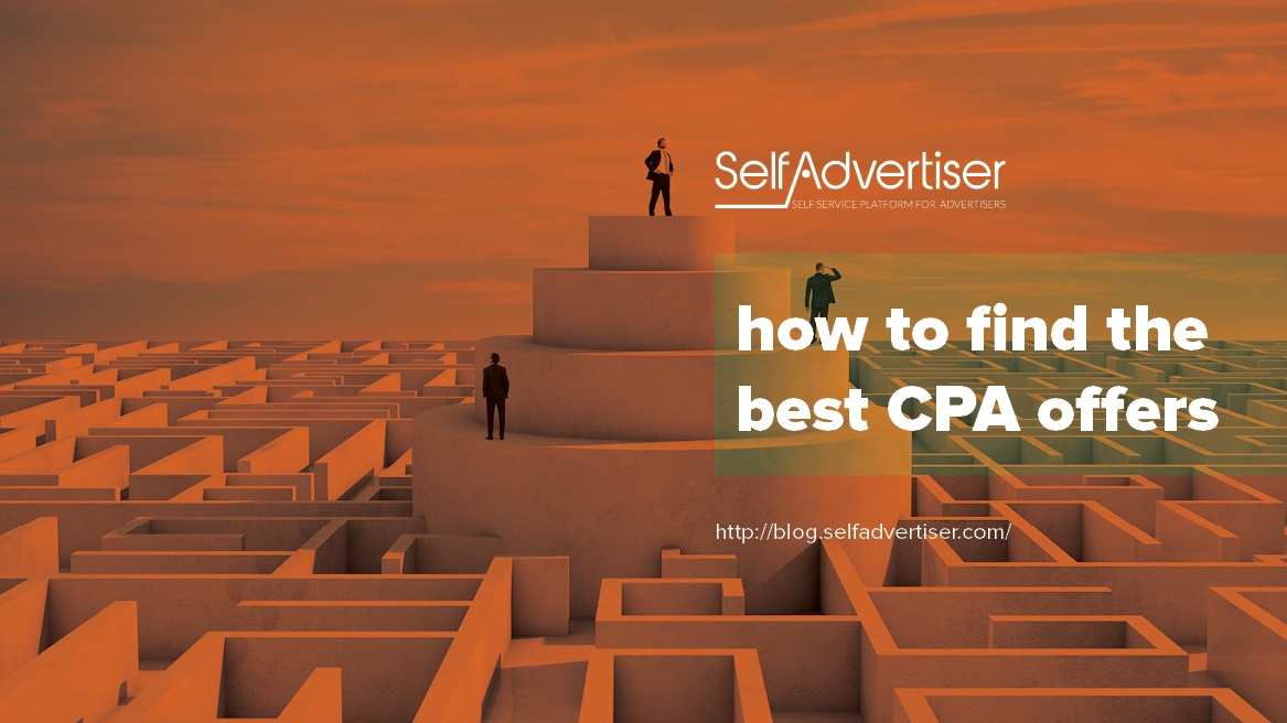 how to find the best CPA offers header
