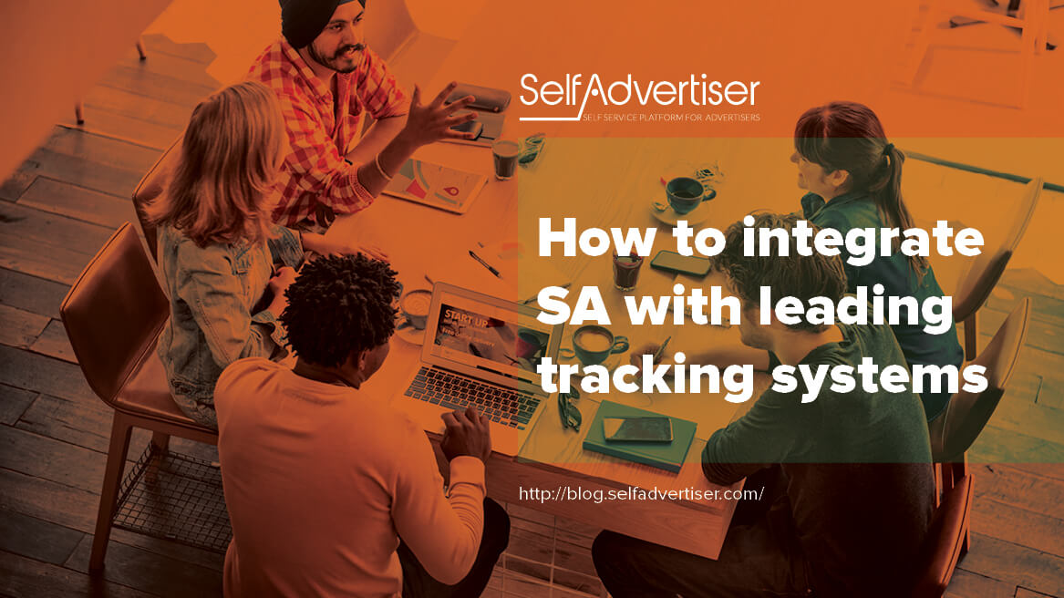How to integrate SelfAdvertiser with leading tracking systems header