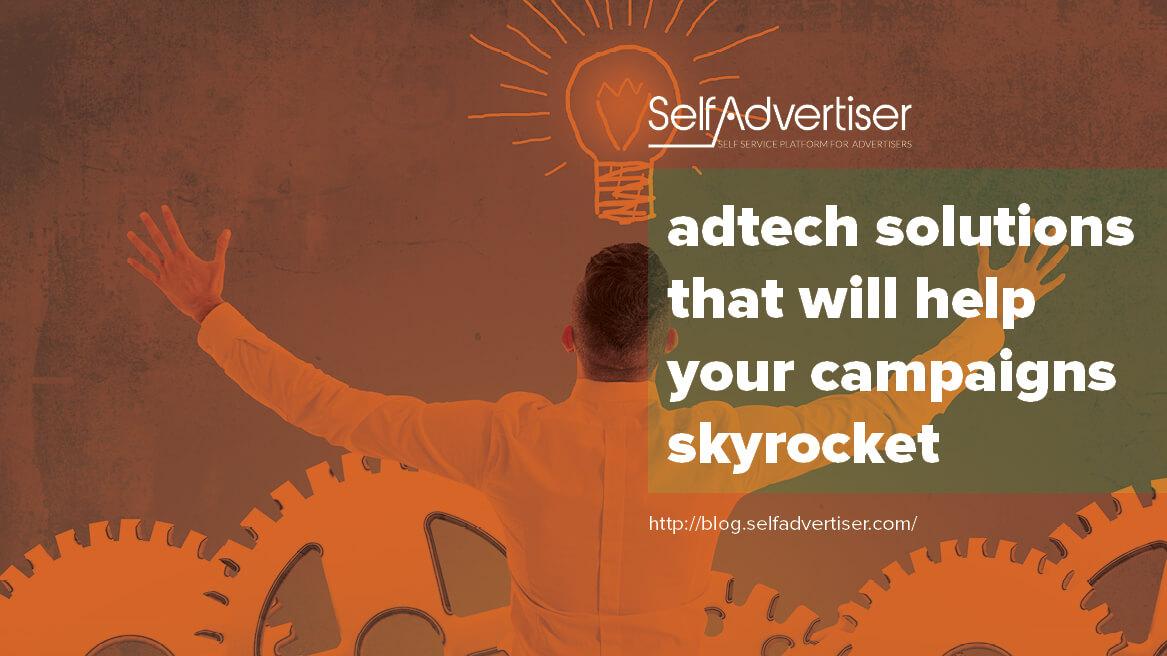 AdTech Solutions header