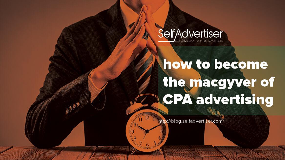 MacGyver of CPA Advertising header