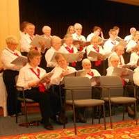 Choir sings at Kendal at Granville