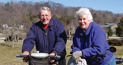 Dave Richards' Family Story: The Value of a Life Care Community