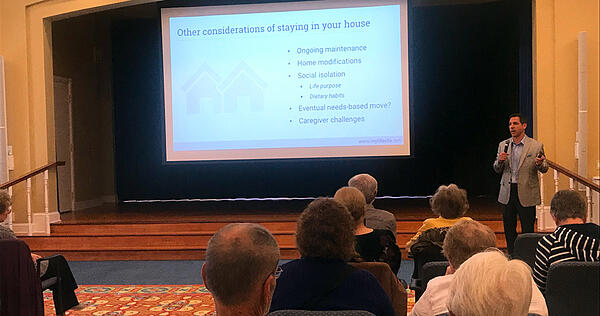 Planning for Senior Living