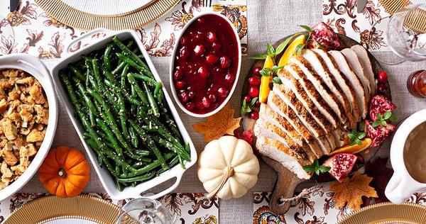Celebrating Thanksgiving at Kendal at Granville