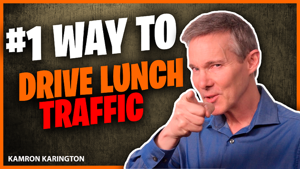 The #1 Restaurant Lunch Offer that Attracts the Most Customers