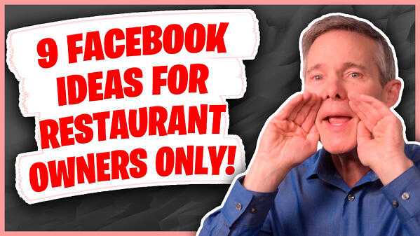 Facebook Marketing Tips for Restaurants from an Insider