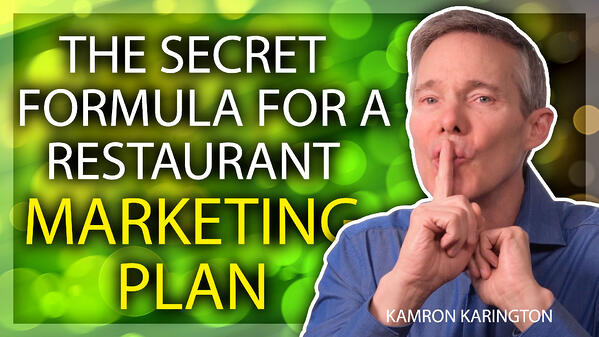 Try this in Your Restaurant Marketing Plan