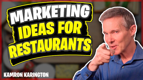 Restaurant Marketing Ideas You Could Be Overlooking