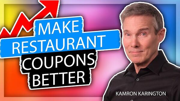Create Better Restaurant Coupons