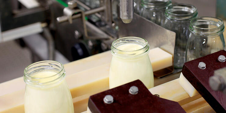 Fluid milk production during COVID-19