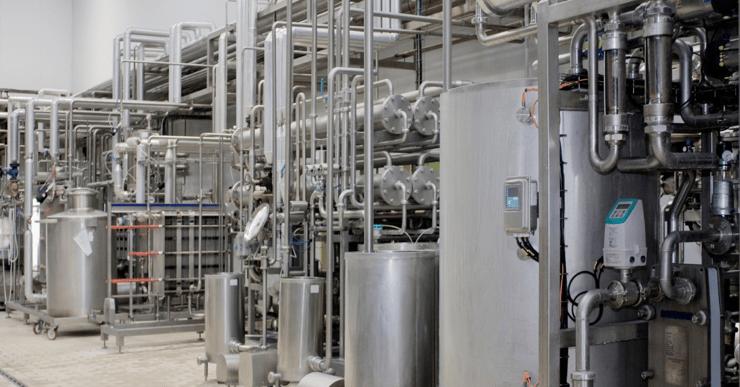 Image of a centrifuge facility