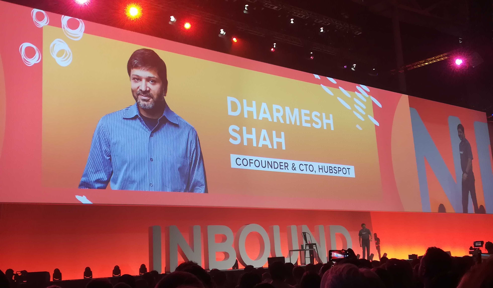dharmesh shah hubspot keynote inbound 19
